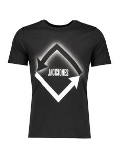 Jack & Jones T-shirt JCOBOOSTER TEE SS CREW NECK 12 12123182 Black