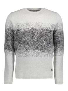 Jack & Jones Trui JCOPEDRO KNIT CREW NECK 12113726 Light grey melange