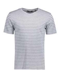 Only & Sons T-shirt onsPOULPER FITTED FISHTALE TEE 22005098 Bright White