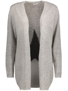 JDYHAZEL L/S CARDIGAN KNT 15127218 Light grey melange