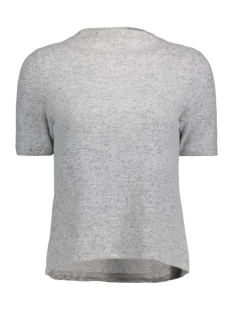 Only T-shirt onlIDAHO S/S PULLOVER KNT 15130089 Light Grey Melange