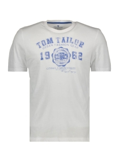 Tom Tailor T-shirt 1023549.09.10 2000