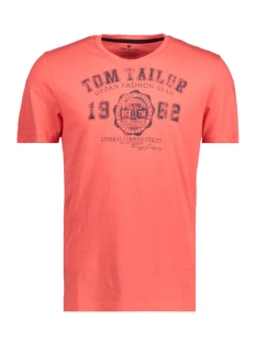 Tom Tailor T-shirt 1023549.09.10 4481