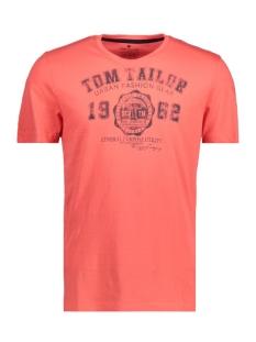 Tom Tailor T-shirt 1023549.09.10 4481
