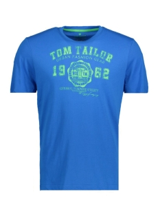 Tom Tailor T-shirt 1023549.09.10 6850
