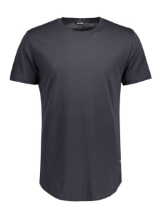 onsmatt longy ss tee noos 22002973 only & sons t-shirt dark navy