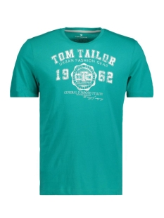 Tom Tailor T-shirt 1023549.09.10 7763