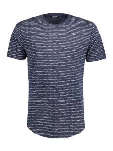 onsPERRY FITTED CURVED TEE 22005352 Dress Blues