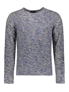 Jack & Jones Trui JORSTAKE KNIT CREW NECK 12118166 Total Eclipse