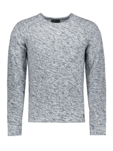 Jack & Jones Trui JORSTAKE KNIT CREW NECK 12118166 Stone Blue