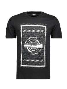 Jack & Jones T-shirt JCOBIKE TEE SS CREW NECK - CAMP 12119124 Black