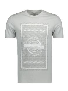 Jack & Jones T-shirt JCOBIKE TEE SS CREW NECK - CAMP 12119124 Mushroom