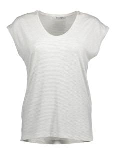 Pieces T-shirt PCBILLO TEE NOOS 17074036 Bright White/Light Grey
