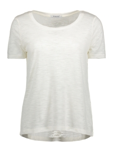 Pieces T-shirt PCMORNIN TEE 17080581 Cloud Dancer