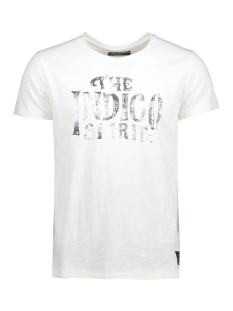 Circle of Trust T-shirt HS17.31.4055 MANSON TEE ANTIQUE WHITE