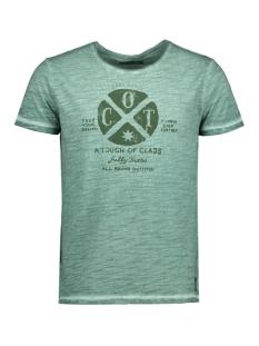 Circle of Trust T-shirt HS17.31.4126 MANSON TEE VINTAGE GREEN