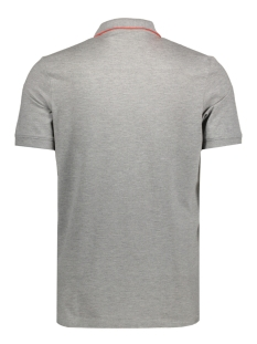 jcostone polo ss noos 12119176 jack & jones polo light grey melange