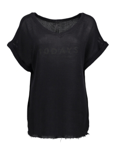 10 Days T-shirt 20-754-7101 BLACK