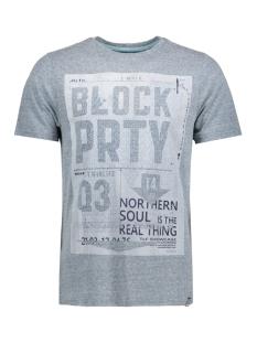 Twinlife T-shirt T-SHIRT SS REGULAR FIT MTS711533 6580