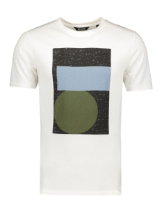 Only & Sons T-shirt ONSPHILIP TEE 22005099 BRIGHT WHITE