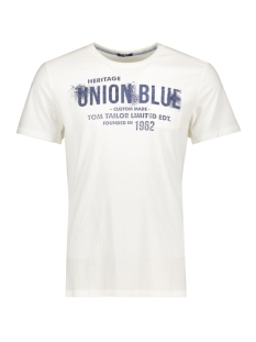 Tom Tailor T-shirt T-Shirt platzierter Druck 1/2 10375286210 2063
