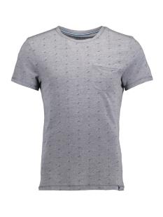 Tom Tailor T-shirt T-Shirt gemustert 1/2 crew-nec 10375306210 6740