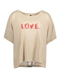 10 Days T-shirt 20-740-7101 Sand
