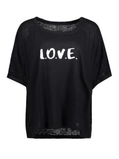 10 Days T-shirt 20-740-7101 Zwart