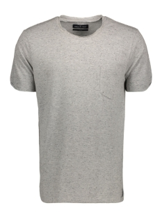Circle of Trust T-shirt HS17.32.4587 BRUCE TEE LIGHT GREY
