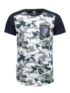 Gabbiano T-shirt 13823 Navy