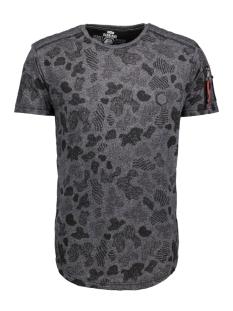 Gabbiano T-shirt 13828 Antraciet