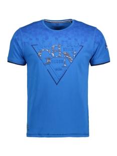 Gabbiano T-shirt 13804 Kobalt
