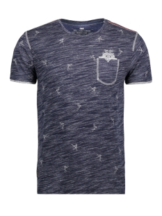 Gabbiano T-shirt 13801 Navy