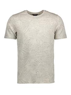 Jack & Jones T-shirt JPRAMY TEE SS CREW NECK 12117044 Light Grey Mela/Slim Fit