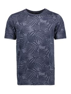 Jack & Jones T-shirt JPRAMY TEE SS CREW NECK 12117044 Navy Blazer/Slim Fit