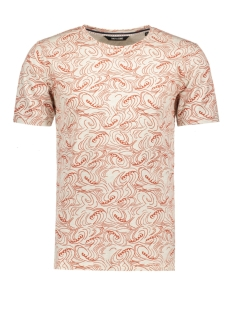 Only & Sons T-shirt onsTHOR SS FITTED FISHTALE TEE 22005440 Rooibos Tea