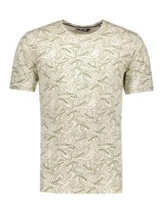 Only & Sons T-shirt onsTHOR SS FITTED FISHTALE TEE 22005440 Loden Green