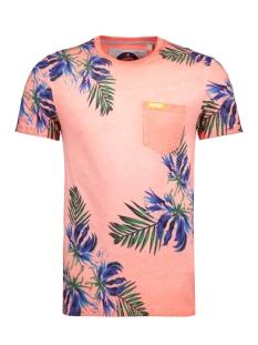 Superdry T-shirt M10006FO CALIFORNIA POCKET TEE AN9