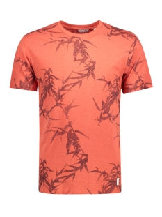 onsTHORLEIF SS FITTED TEE 22005444 Burnt Sienna