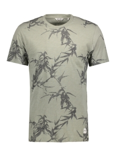 onsTHORLEIF SS FITTED TEE 22005444 Seagrass