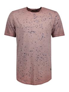 Only & Sons T-shirt onsSPLASHY LONGY O-NECK EXP 22006587 Light Grey Mela/Copper