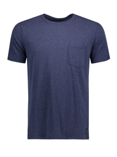 Circle of Trust T-shirt HS17.32.5773 BRUCE TEE Dark Marine