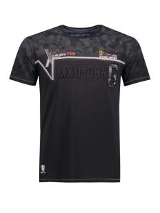 Gabbiano T-shirt 13810 ZWART