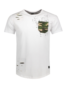 Gabbiano T-shirt 13825 WIT