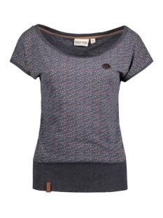 Naketano T-shirt 1701-0054-850 Blue
