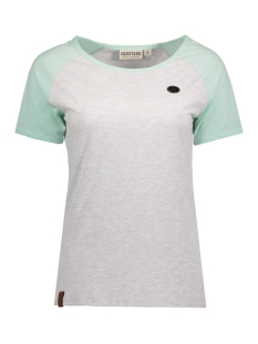 Naketano T-shirt 1701-0068-818 GREY-ICE