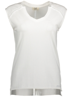 OSI femmes Top 838750 OFF-WHITE