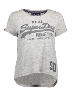 Superdry T-shirt G10651ANHF3 VINTAGE LOGO HPV GREY