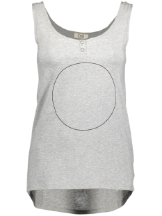 OSI femmes Top 838550 GREY