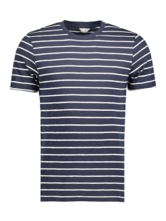 Jack & Jones T-shirt JCOJOIN TEE SS CREW NECK 12120484 Sky Captain/ Slim